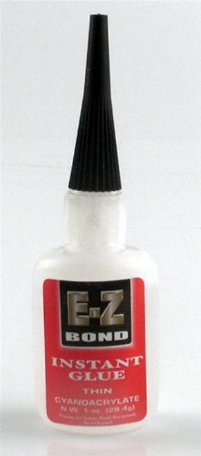 E-Z Bond Instant Glue Thin 1 oz.