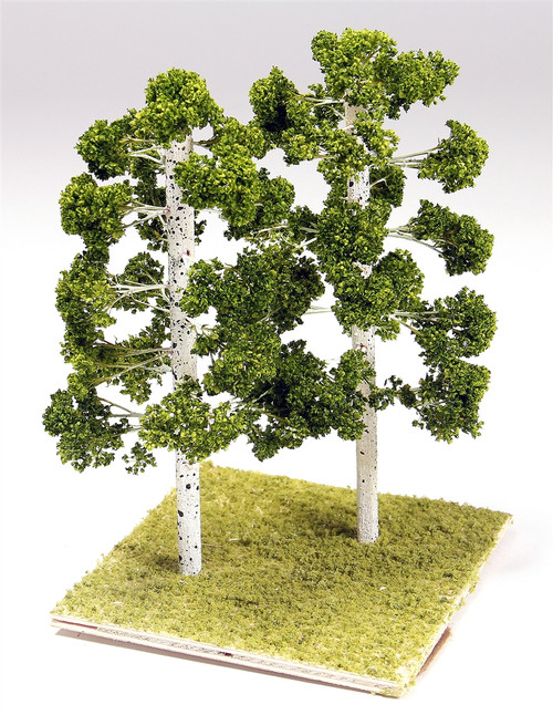 "Grand Central Gems T52 Medium Birch Trees, 5-6"" (2)"