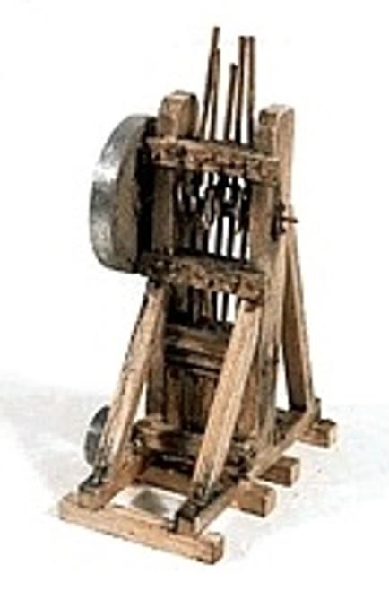 Durango Press HO 035 Gravity Stamp Mill