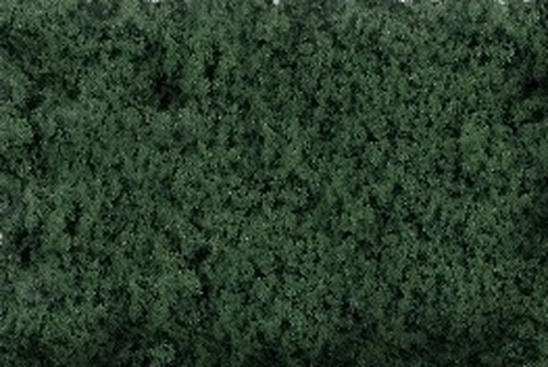 Scenic Express EX816E Flock and Turf Ground Cover, Dark Forest Green Coarse 48 oz. ECO Pack