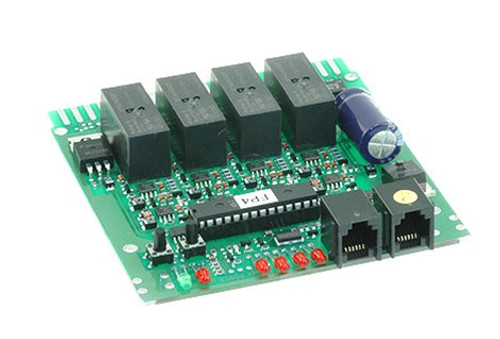 Digitrax PM42 Power Management for 4 Independent Power Subdistricts