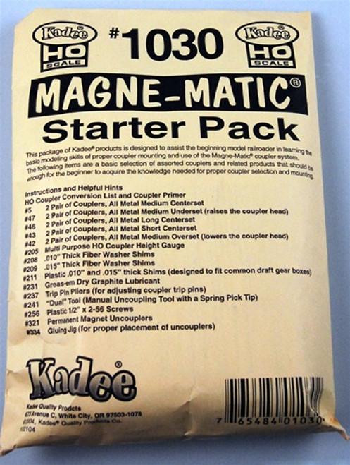 Kadee HO 1030 Starter Pack Kit