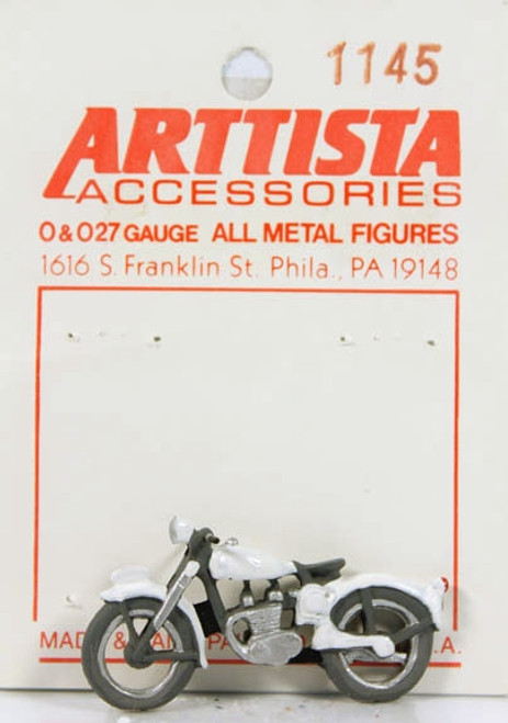 Arttista Accessories O 1145 Motorcycle