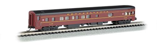 Bachmann N 14351 85' Smoothside 3-2 Observation Car, Pennsylvania Railroad #1130