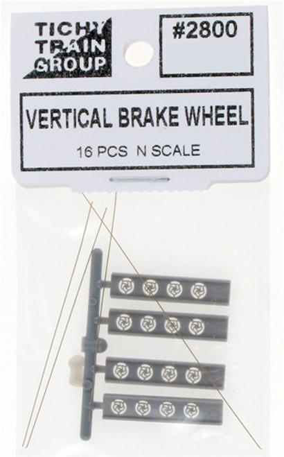 Tichy Train Group N 2800 Brake Wheels (16)