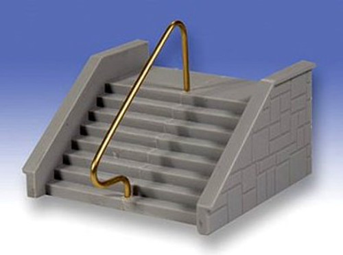 Ameri-Towne O 39 Steps With Formed Brass Handrail