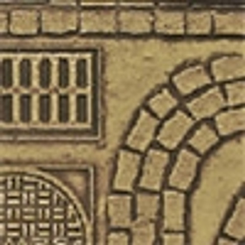 Chooch HO/O 8659 Flexible Large Cobblestone Street Details