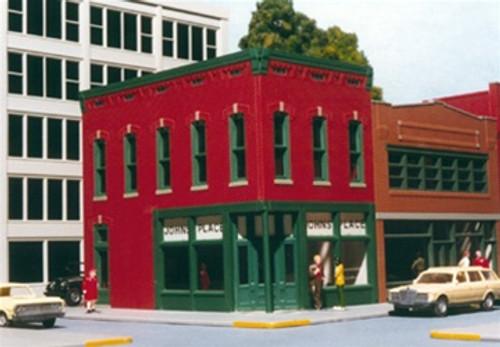 Smalltown USA HO 699-6011 John's Place Kit