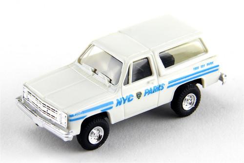 Trident Miniatures HO 90106 New York Central Park Police Blazer