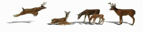Woodland Scenics HO A1884 Deer