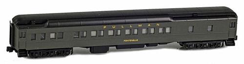 """American Z Line Z 71018-6 Pullman 12-1 Sleeper Car, Pullman """"Fontenelle"""" (d)"""