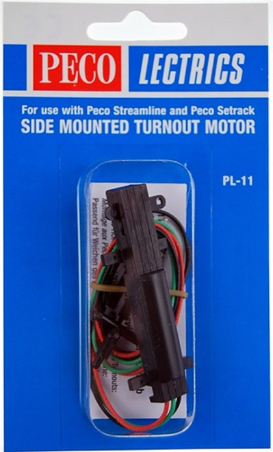 Peco HO PL11 Side Mounted Turnout Motor