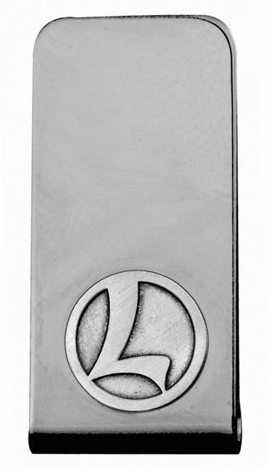 Lionel 9-41040 Lionel Logo Pewter Money Clip
