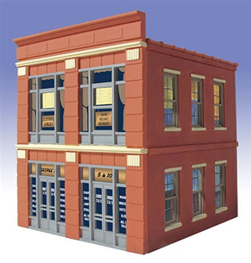 Ameri-Towne O 827 George's 5 and 10 Store Kit