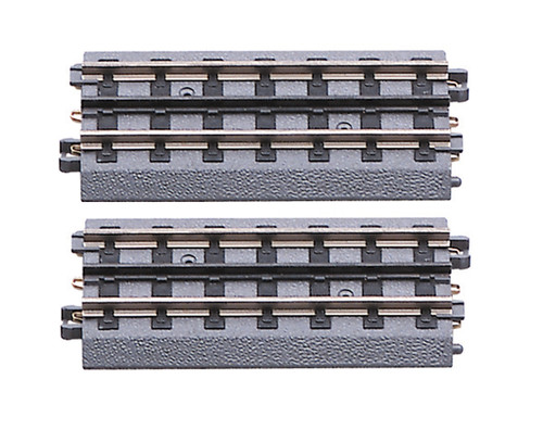 """MTH RealTrax O 40-1012-2 5.5"""" Straight Track Section (2-Pack)"""