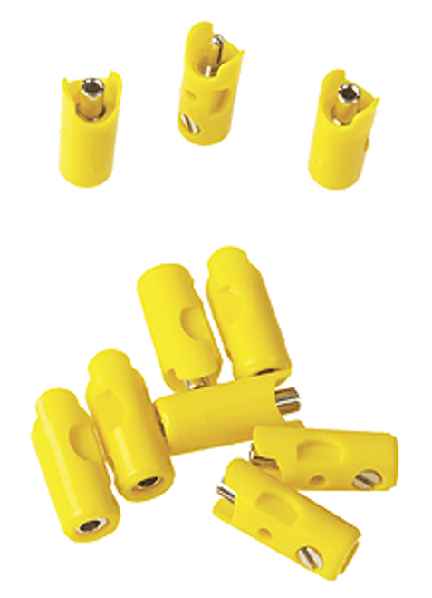 Marklin Z 71422 Yellow Sockets (10-Pack)