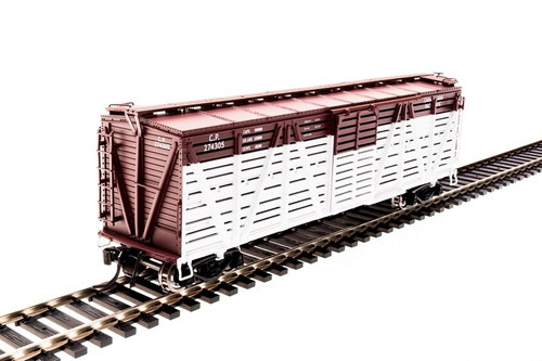 Broadway Limited Imports HO 2686 K7 Stock Cars, Canadian Pacific (4-Pack, No Sound)