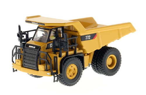Diecast Masters HO 85261 CAT 772 Off-Highway Truck, High Line Series