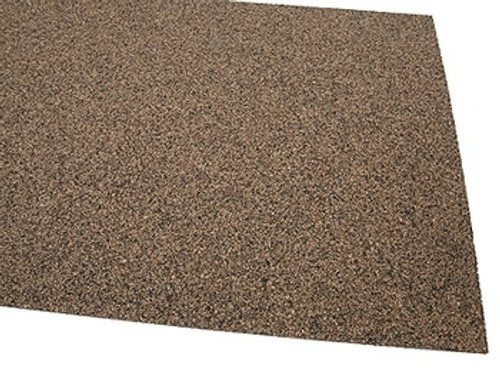 Midwest Products N 3020 Cork Roadbed 3 Feet (10 sheets)