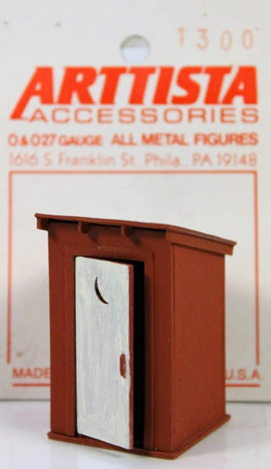 Arttista Accessories O 1300 Outhouse