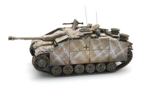 Artitec HO 387.49-WY German Army StuG III G 1944, Winter Camo