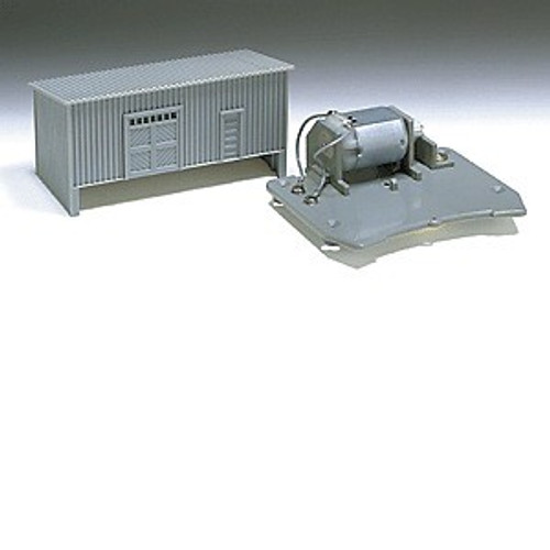 Atlas N 2791 Turntable Motor Drive Unit