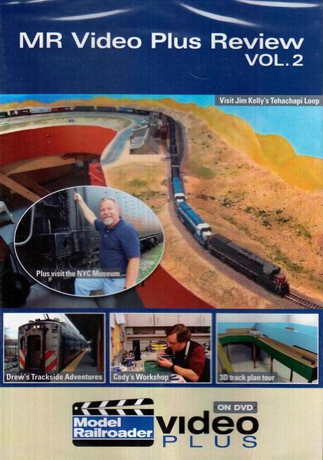 Kalmbach Publishing DVD 15311 MR Video Plus Review Vol. 2