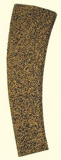 Itty Bitty Lines HO 1507 Precut Cork Roadbed Section, Right Hand Curve to Pad #6