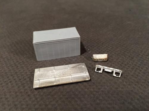 Showcase Miniatures N 74 16' Van Body Set