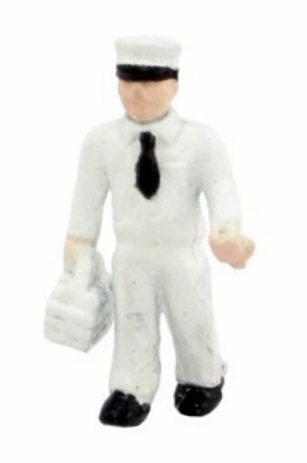 American Heritage Models HO 87-XX Milkman Figure