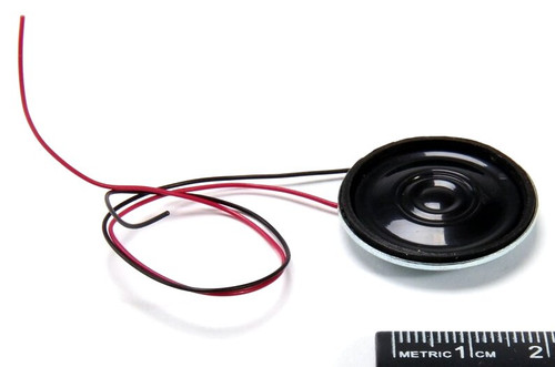 Digitrax SP282832 Speaker 28mm Round 32 Ohms