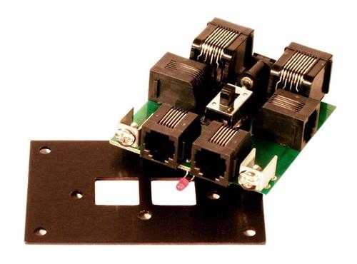 NCE 524234 UTP-CAT5 Fascia Panel
