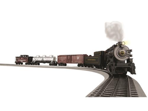 Pennsylvania Flyer 0-8-0 LionChief Freight Lionel Train Set