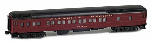 "American Z Line Z 71041-1 Pullman 12-1 Sleeper Car, Canadian Pacific ""Naples"" (d)"