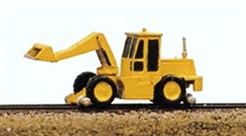 Railway Express Miniatures N 2051 Swingmaster with Loading Bucket Kit