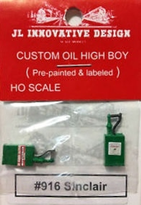 JL Innovative Design HO 916 Oil High Boy, Sinclair (2)