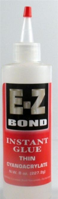 E-Z Bond Instant Glue Thin 8 oz.