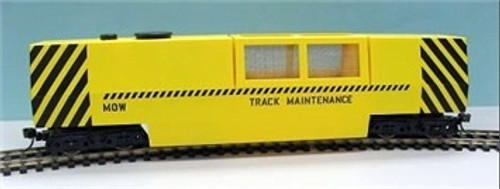 Dapol HO B808 Motorized Track Cleaner Car, Maintenance of Way