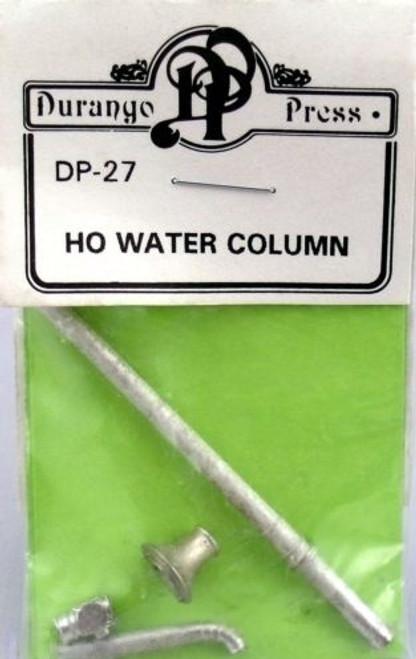 Durango Press HO 027 Water Column Kit