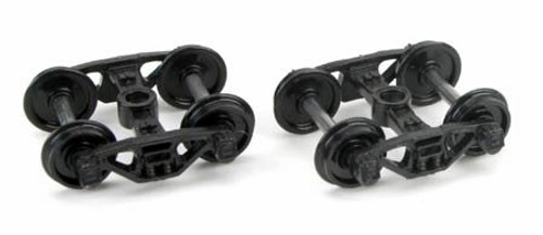 Athearn HO 90400 Bettendorf Trucks (1 Pair)