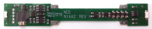 "NCE 524142 (N12A2) Plug and Play Decoder for N Scale Atlas ""Classic"" GP7, GP9, GP30, GP35"