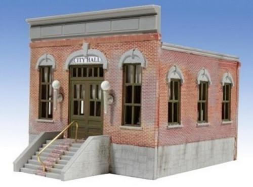 Ameri-Towne O 303 City Hall Kit