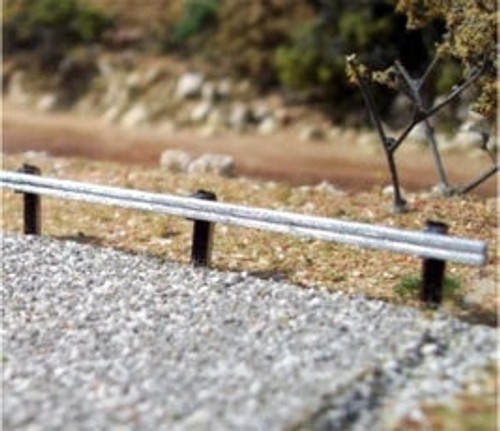 Osborn Model Kits HO 1008 Highway Guardrails Kit