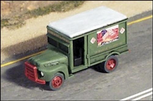 GHQ N 56016 1950s Ford REA Truck Kit
