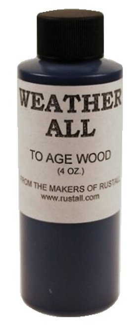 Rustall RST-WEA Weather-All 4 oz. Bottle
