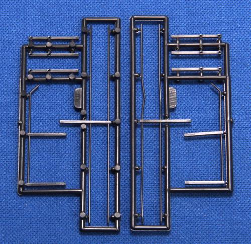 N.J. International HO 4023 Extra Handrails Kit