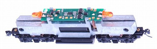 Digitrax Z DZ123M0 Plug N Play Decoder for Micro-Trains GP35 and Other Applications