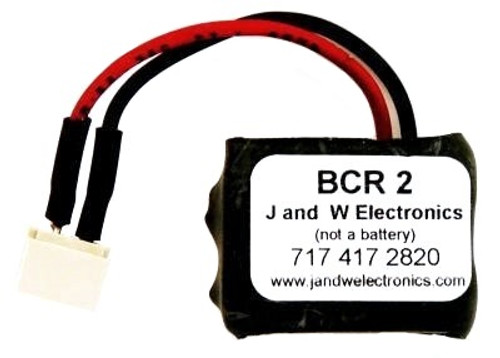 J&W Electronics O BCR-2 Battery Component Replacement, 3 Volt Style