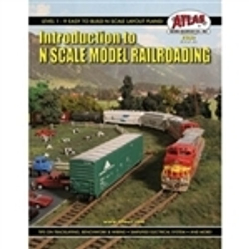 Introduction To N-Scale Model Railroading, Book #6