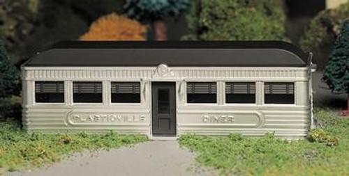 Bachmann Plasticville O 45605 Diner Kit